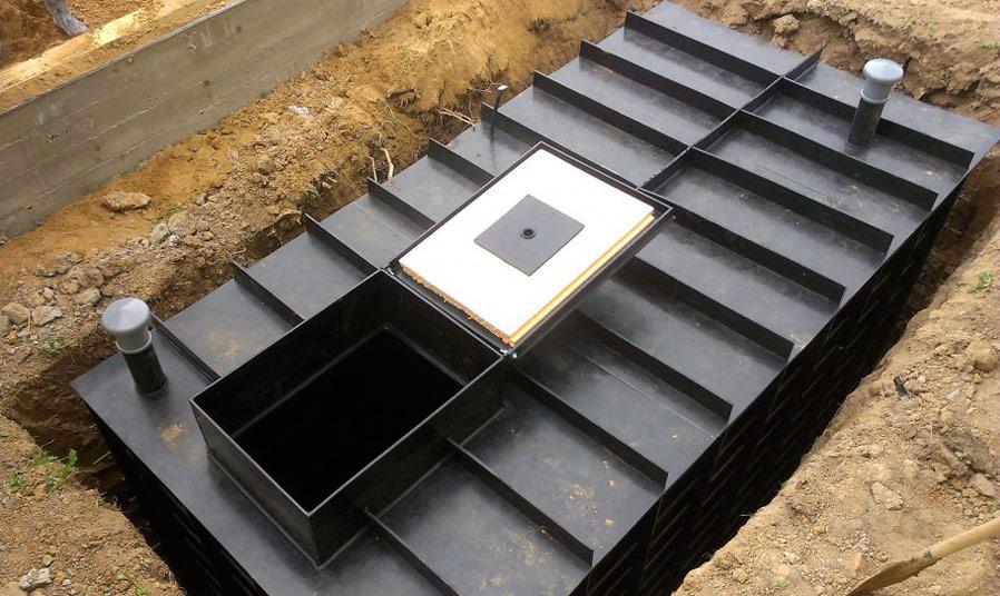 кессоны для дачного погреба